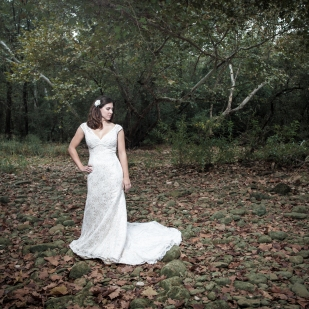 Natural Beauty Bridal Shoot