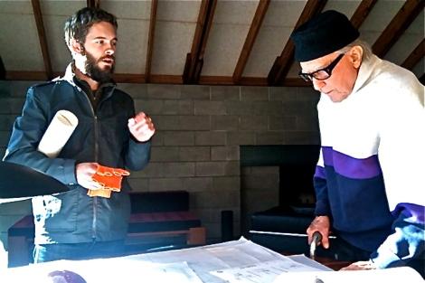 Architects, John Zemanek and Tim Derrington